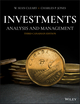Investments: Analysis and Management, Third Canadian Edition (EHEP001047) cover image