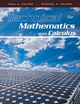 Technical Mathematics with Calculus, 6th Edition (EHEP001847) cover image