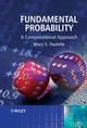 Fundamental Probability: A Computational Approach (0470025948) cover image