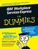 IBM Workplace Services Express For Dummies (0470043148) cover image