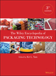 The Wiley Encyclopedia of Packaging Technology, 3rd Edition (0470087048) cover image