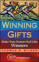 Winning Gifts: Make Your Donors Feel Like Winners (0470128348) cover image