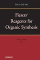 Fiesers' Reagents for Organic Synthesis, Volume 24 (0470225548) cover image