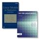 SAS System for Linear Models, 4e + Linear Models in Statistics, 2e Set