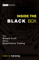 Inside the Black Box: The Simple Truth About Quantitative Trading  (0470529148) cover image