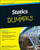Statics For Dummies (0470598948) cover image