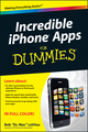 Incredible iPhone Apps For Dummies (0470607548) cover image