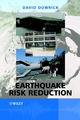 Earthquake Risk Reduction (0470869348) cover image