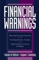 Financial Warnings (0471120448) cover image