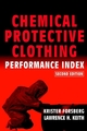 Chemical Protective Clothing Performance Index, 2nd Edition (0471328448) cover image