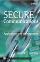 Secure Communication: Applications and Management (0471499048) cover image