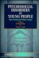 Psychosocial Disorders in Young People: Time Trends and Their Causes (0471950548) cover image