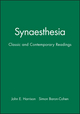Synaesthesia: Classic and Contemporary Readings (0631197648) cover image