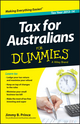 Tax For Australians For Dummies, 2013 - 14 Edition (0730305848) cover image
