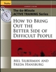 The 60-Minute Active Training Series: How to Bring Out the Better Side of Difficult People, Leader's Guide  (0787973548) cover image