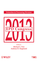 EPD Congress 2013 (1118605748) cover image