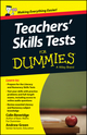 Teacher's Skills Tests For Dummies (1118661648) cover image