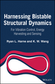 Harnessing Bistable Structural Dynamics: For Vibration Control, Energy Harvesting and Sensing (1119128048) cover image