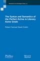 The Syntax and Semantics of the Perfect Active in Literary Koine Greek (1119243548) cover image