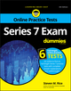Series 7 Exam For Dummies, 4th Edition with Online Practice (1119545048) cover image