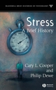 Stress: A Brief History (1405107448) cover image
