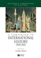 A Companion to International History 1900-2001 (1405125748) cover image