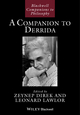 A Companion to Derrida (1444332848) cover image