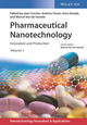 Pharmaceutical Nanotechnology: Innovation and Production, 2 Volumes (3527340548) cover image