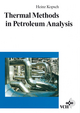 Thermal Methods in Petroleum Analysis (3527615148) cover image