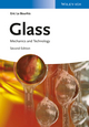 Glass: Mechanics and Technology, 2nd Edition (3527679448) cover image