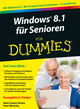 Windows 8.1 für Senioren für Dummies (3527685448) cover image