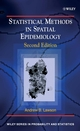 Statistical Methods in Spatial Epidemiology, 2nd Edition (0470014849) cover image