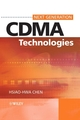 The Next Generation CDMA Technologies (0470022949) cover image