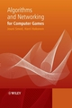 Algorithms and Networking for Computer Games (0470029749) cover image