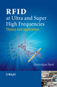 RFID at Ultra and Super High Frequencies: Theory and application (0470034149) cover image