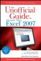 The Unofficial Guide to Microsoft Office Excel 2007 (0470045949) cover image