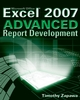 Excel 2007 Advanced Report Development (0470046449) cover image