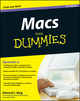 Macs Para Dummies, Spanish Edition, 10th Edition (0470379049) cover image