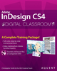 InDesign CS4 Digital Classroom, (Book and Video Training) (0470410949) cover image