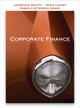 Corporate Finance (0470444649) cover image