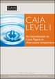 CAIA Level I: An Introduction to Core Topics in Alternative Investments (0470557249) cover image