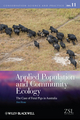 Applied Population and Community Ecology: The Case of Feral Pigs in Australia (0470658649) cover image