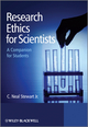 Research Ethics for Scientists: A Companion for Students (0470745649) cover image