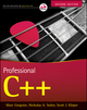 Professional C++, 2nd Edition (0470932449) cover image