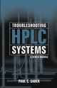 Troubleshooting HPLC Systems: A Bench Manual (0471178349) cover image
