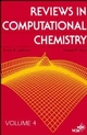 Reviews in Computational Chemistry, Volume 4 (0471188549) cover image