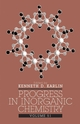 Progress in Inorganic Chemistry, Volume 51 (0471265349) cover image