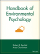 Handbook of Environmental Psychology (0471405949) cover image