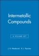 Intermetallic Compounds, 4 Volume Set