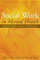 Social Work in Mental Health: An Evidence-Based Approach (0471693049) cover image